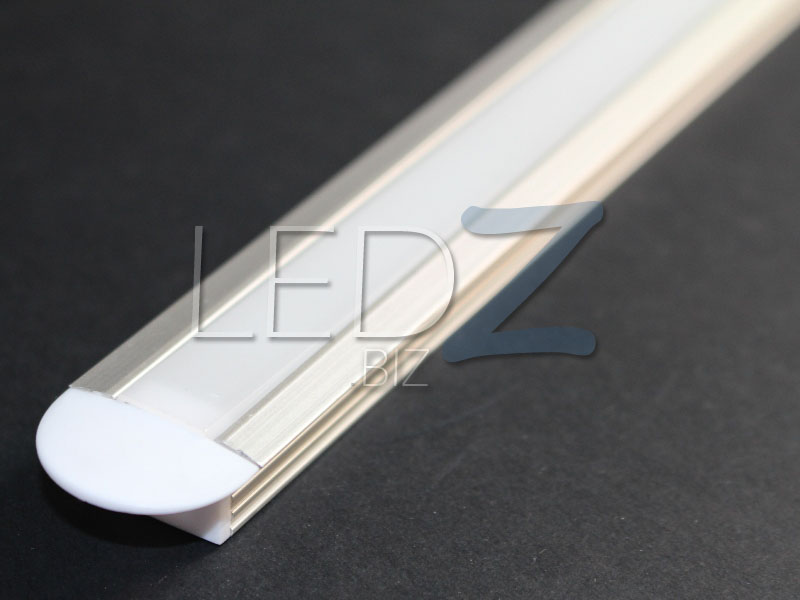 Ledz Biz 40 Quot Aluminum Channel With Diffuser For Led